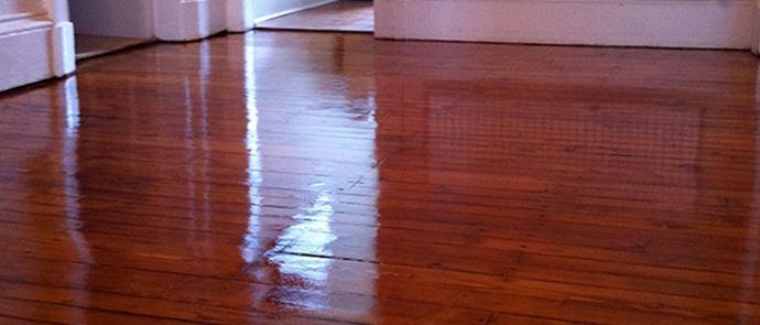 Pollokshields Tenement Floorning